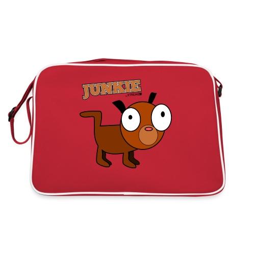 Junkie - Retro Tasche