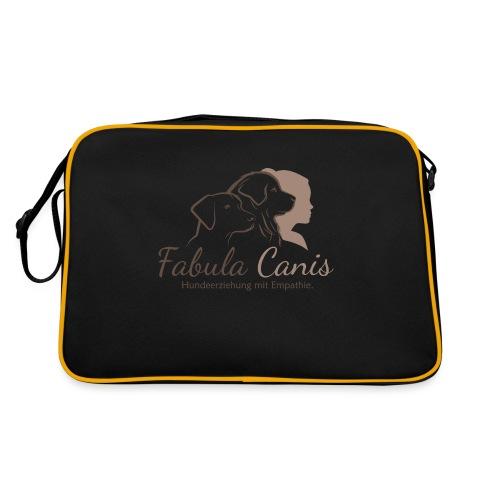 Fabula Canis - Retro Tasche