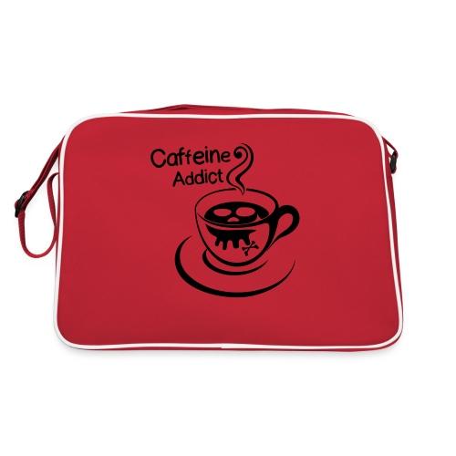 Caffeine Addict - Retro-tas