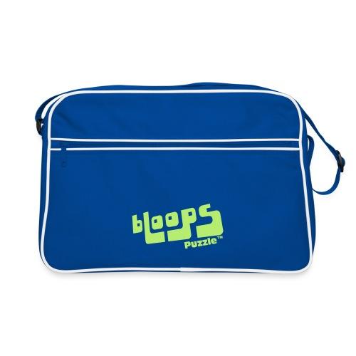 Women's Organic Tank Top bLoops Puzzle™ - Retro Bag