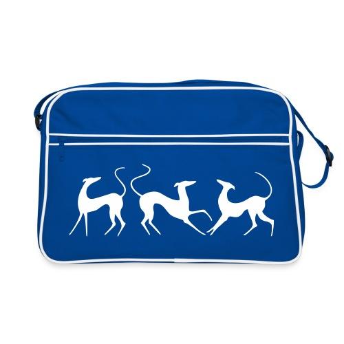 Windhundfries - Retro Tasche
