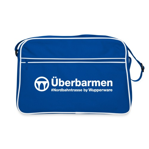 Ueberbarmen - Retro Tasche