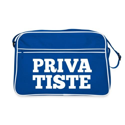 privatiste2 - Sac Retro