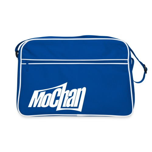 MoChan Logo Persp - Retro Bag