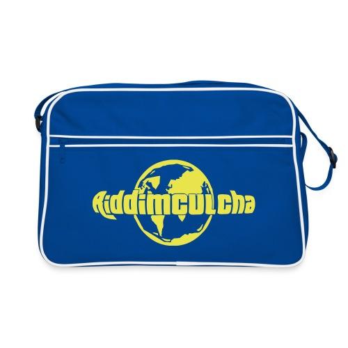 Riddimculcha - Retro Tasche