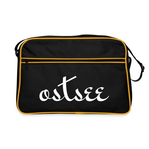 Ostseewellen - Retro Tasche
