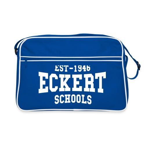 Eckert Old School 25 cm - Retro Tasche