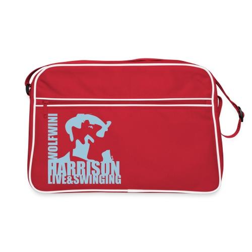 harrison 2 rats live vector - Retro Bag