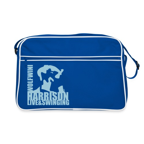 harrison 2 rats live vector - Retro Bag