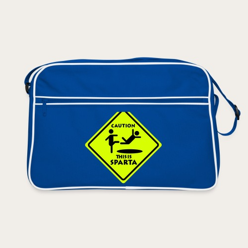 the_sarchichen-sign - Retro Tasche