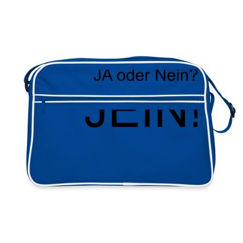 JEIN! - Retro Tasche