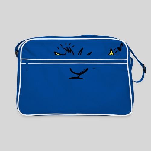 trompetenvogel - Retro Tasche