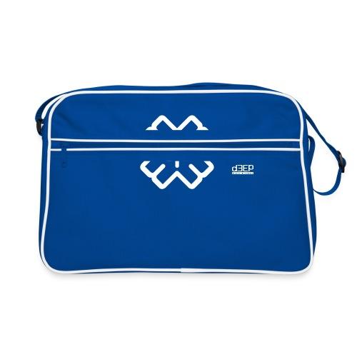 July D3EP Blue Tee - Retro Bag