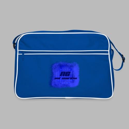 The blue bags - Retro Bag