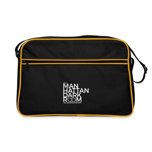 THE MANHATTAN DARKROOM BLANC GRIS - Sac Retro