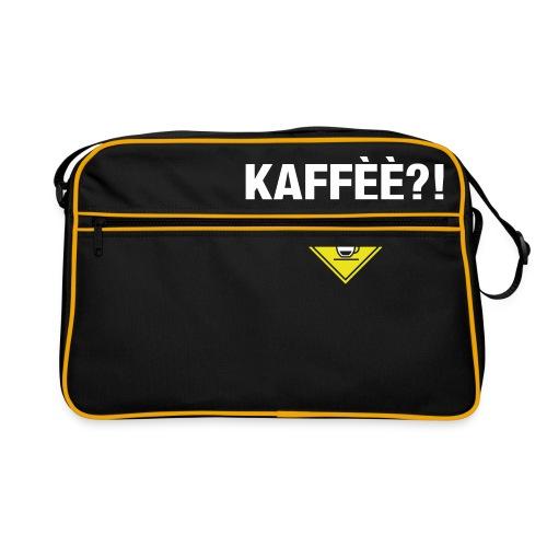 KAFFÈÈ?! by Il Proliferare - Borsa retrò