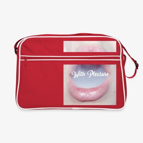 With Pleasure Mouth 2 - Retro Bag