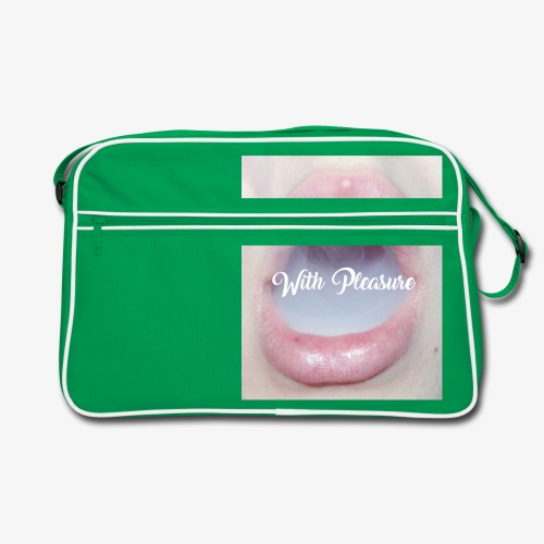 With Pleasure Mouth 2 - Retro Bag