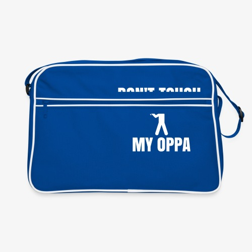 Don't touch my oppa - Sac Retro