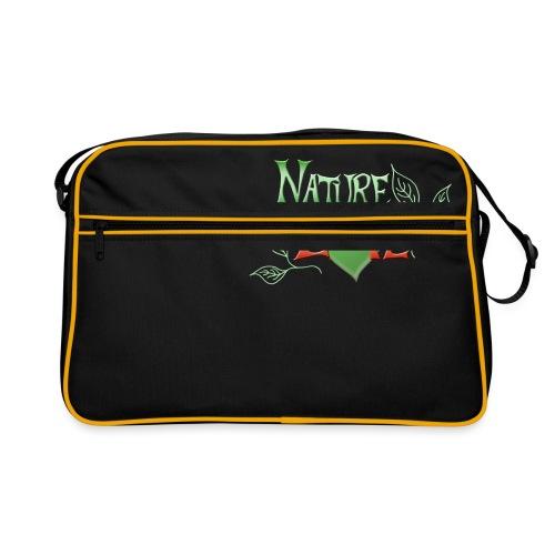 Nature Love - Retro Tasche