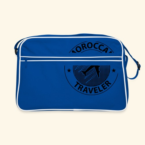 Moroccan Traveler - Sac Retro