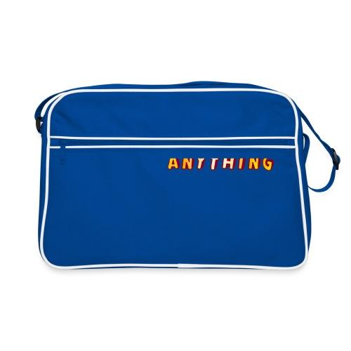 I can do anything - Retro Bag