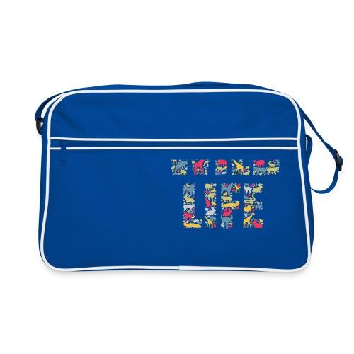 Wild Life - Retro Tasche