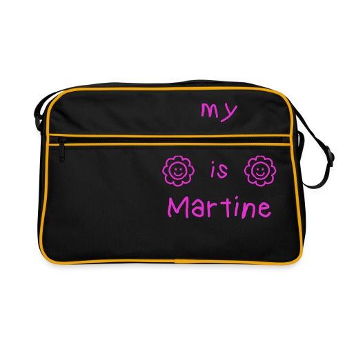 MARTINE MY NAME IS - Sac Retro