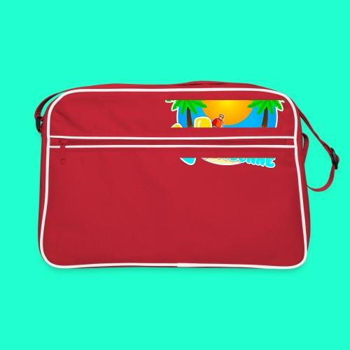 For The Summer - Retro Bag