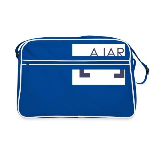 AJAR Logo - Sac Retro