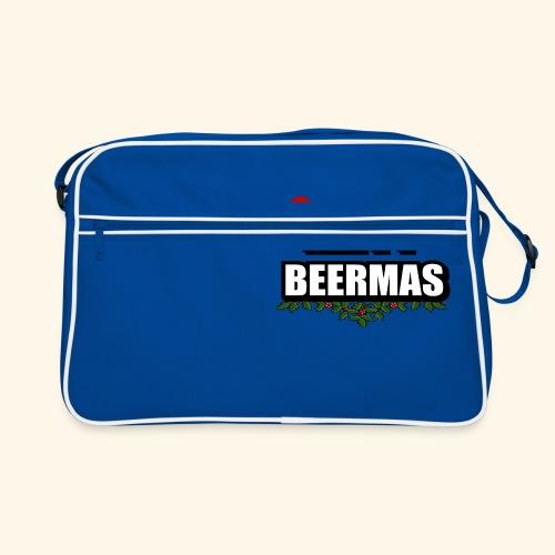 HAPPY BEERMAS AYHT - Retro Bag