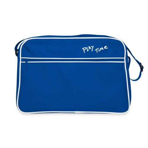 Play Time Tshirt - Retro Bag