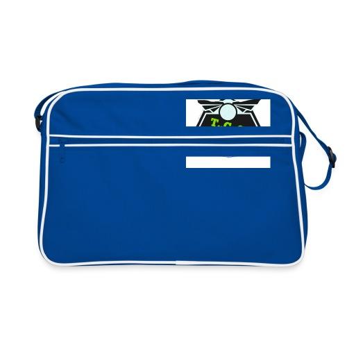 Cool gamer logo - Retro Bag