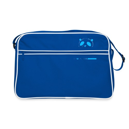 BluePanda Logo - Retro Bag