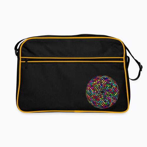 mandala sphere - Retro Bag