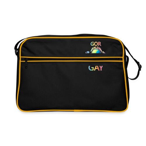 Gör Världen En Tjänst, Bli Gay LBGTQ+ - Retroväska