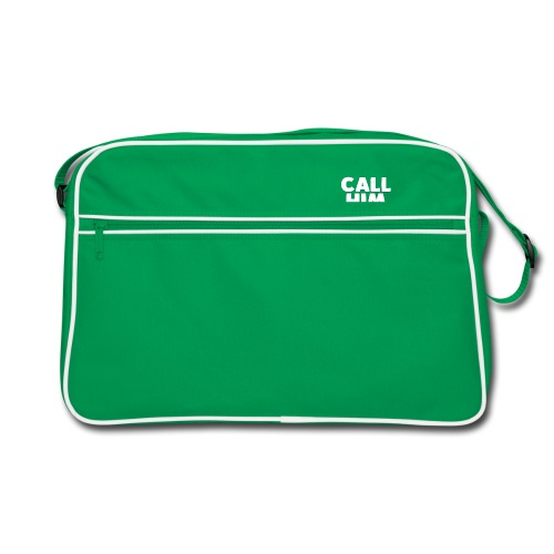 CallHimMohn - Retro Tasche