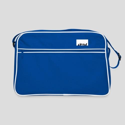 Nesh Logo - Retro Tasche