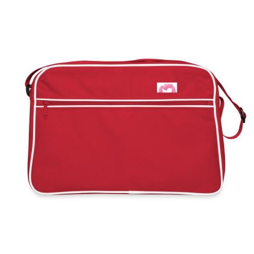 pink twitt - Retro Bag