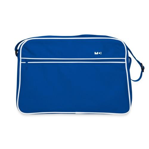 ManigProductions White Transparent png - Retro Bag