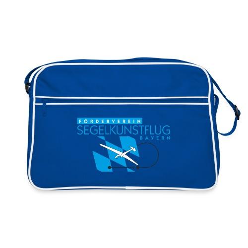Design 02 (1-facher Druck vorne) - Retro Tasche