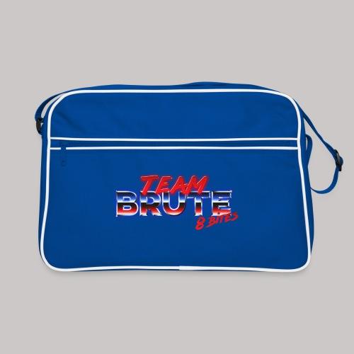 Team BRUTE Red - Retro Bag