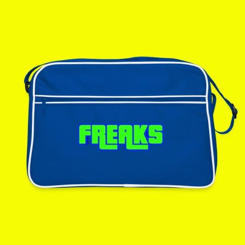 YOU FREAKS - Retro Tasche