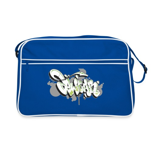 Graffiti Art 2wear Style - Retro taske