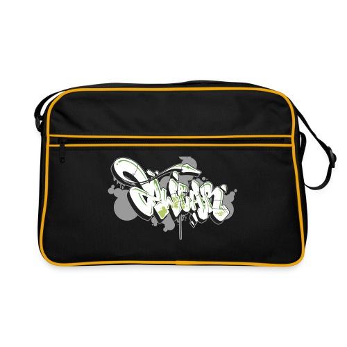 Mesk 2Wear graffiti style 7up ver02 - Retro taske