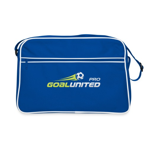 Wasserflasche - goalunited Pro - Retro Tasche