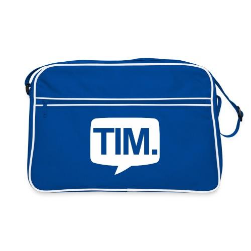TimLogos Transparant png - Retro-tas