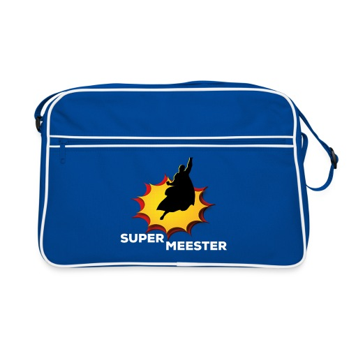 Supermeester 2 - Retro-tas