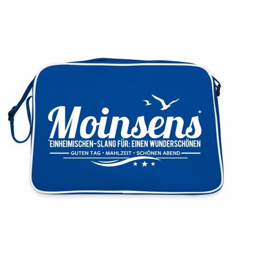 MOINSENS - Einheimischen-Slang - Retro Tasche