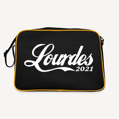 LOURDES 2021 - Retro Bag